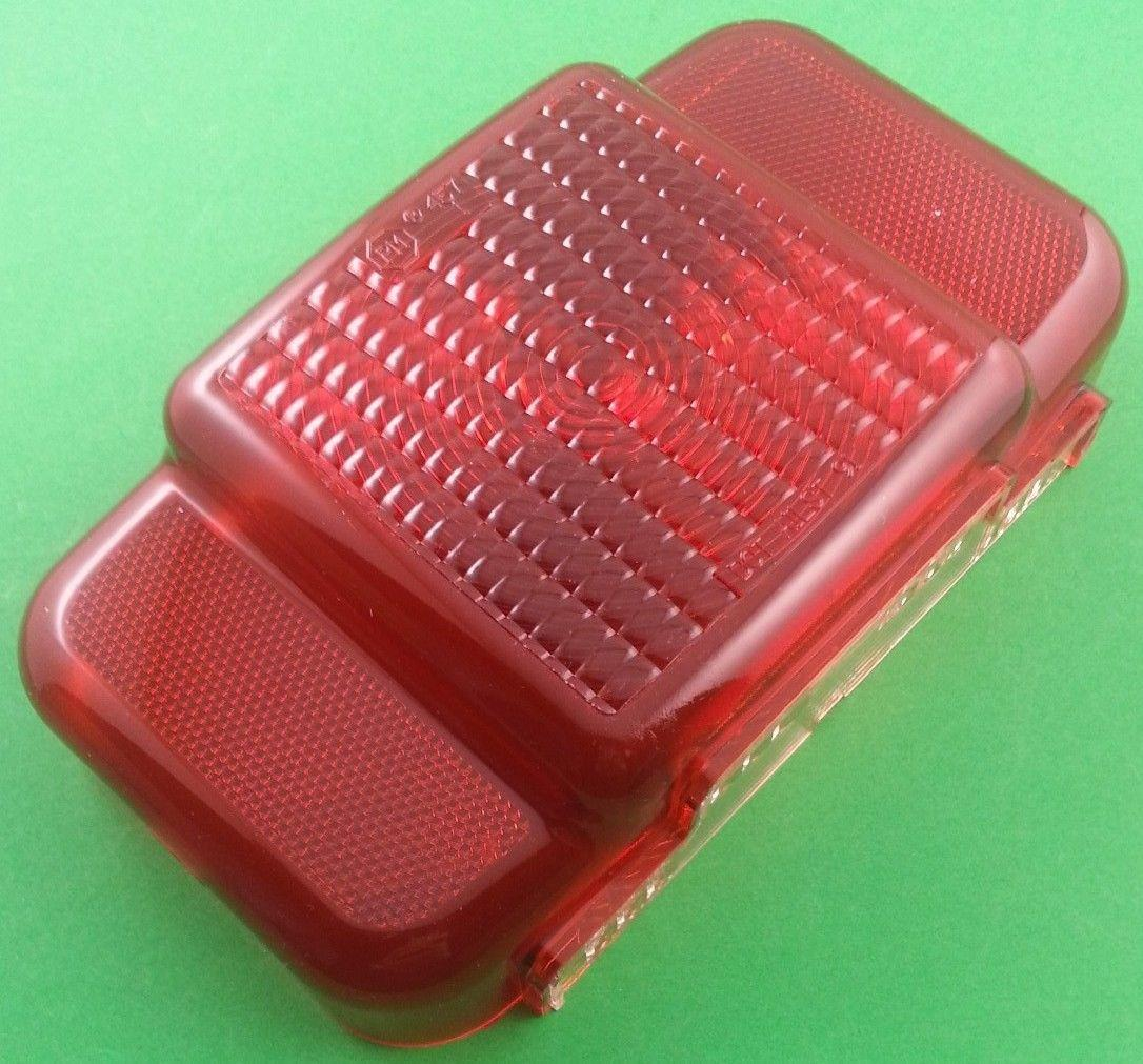 Trailer Tail Light Lens : Peterson manufacturing b l jayco rv trailer license