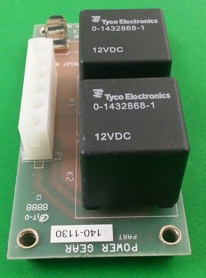 Details about RV Fleetwood 246063 Power Gear Slide Out Relay Control Power  Gear 140-1130 (mpv)