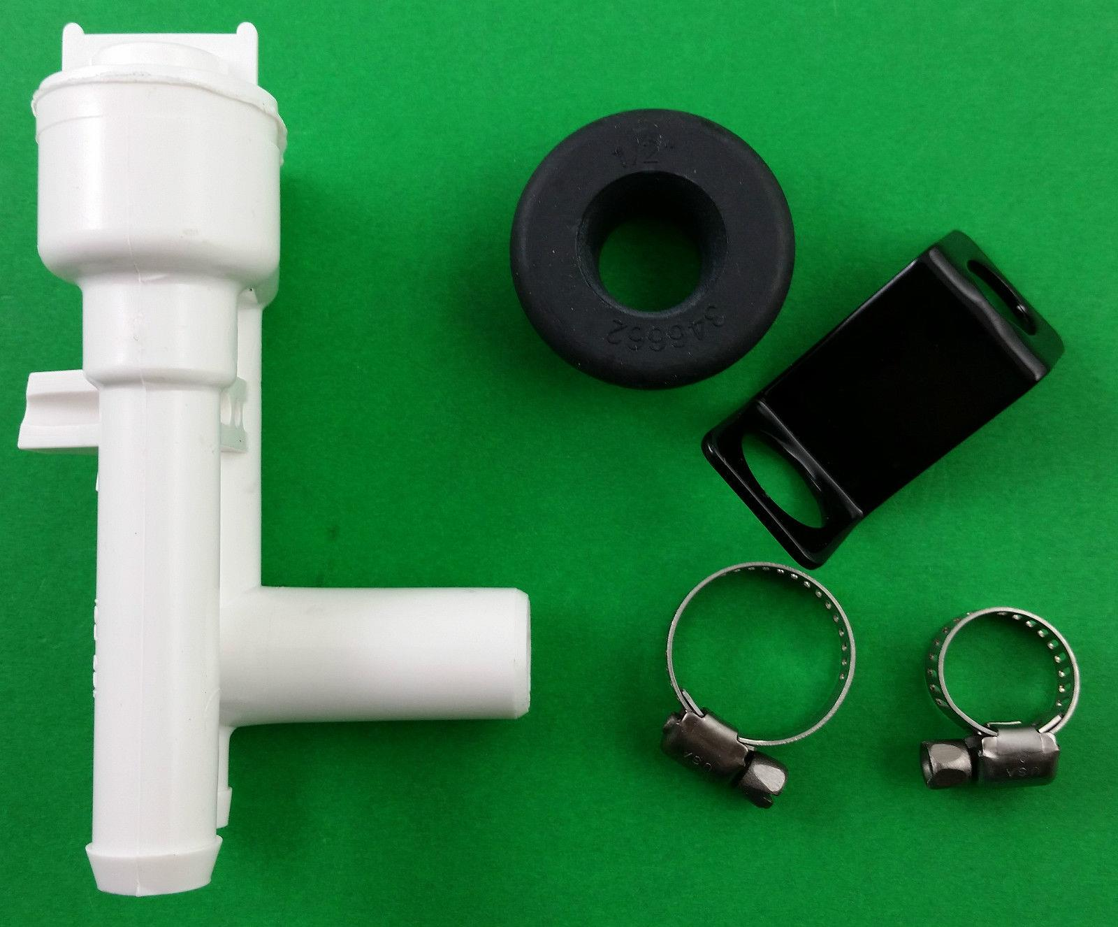 sealand 230335 dometic rv toilet vacuum breaker kit 385230335 ebay