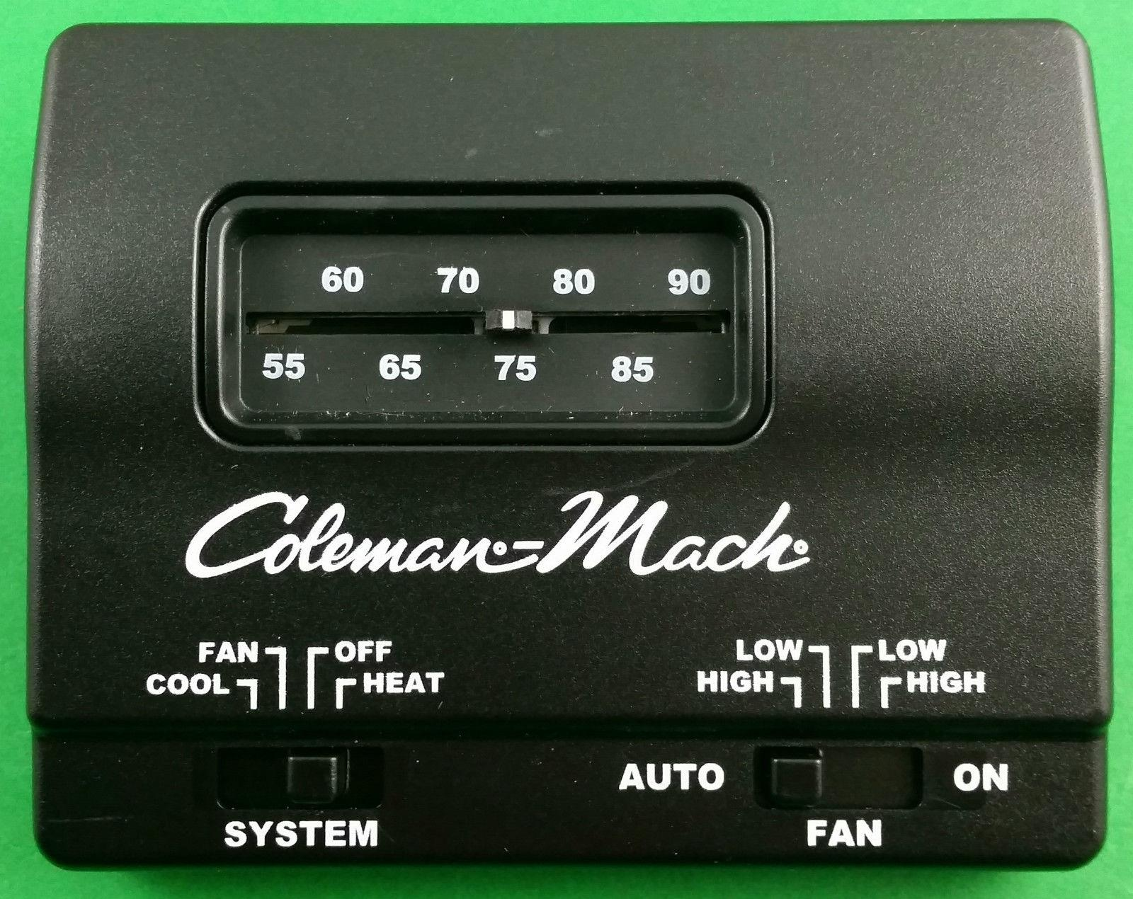 Coleman 7330e3851 7330f3852 Rv Air Conditioner Ac Black
