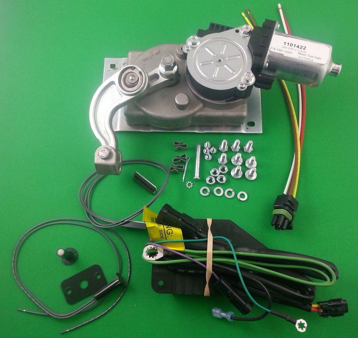 Kwikee 909770000 lippert 379145 rv entry step motor for Motorized rv entry steps