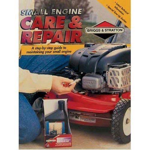Repair Guides: Briggs & Stratton Small Engine Care & Repair Manual 274041