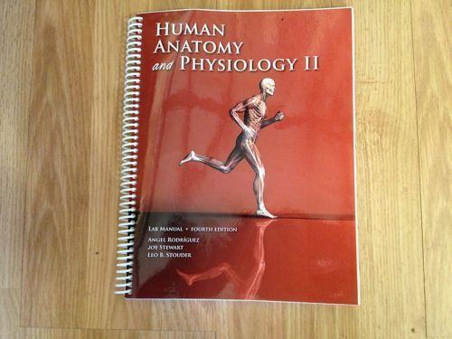human anatomy and physiology ii lab manual 4th edition On anatomy and physiology jewelry
