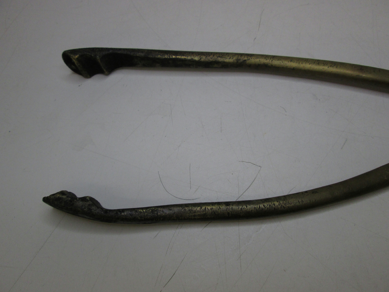fireplace tongs scissor 28 images antique 19th century forged