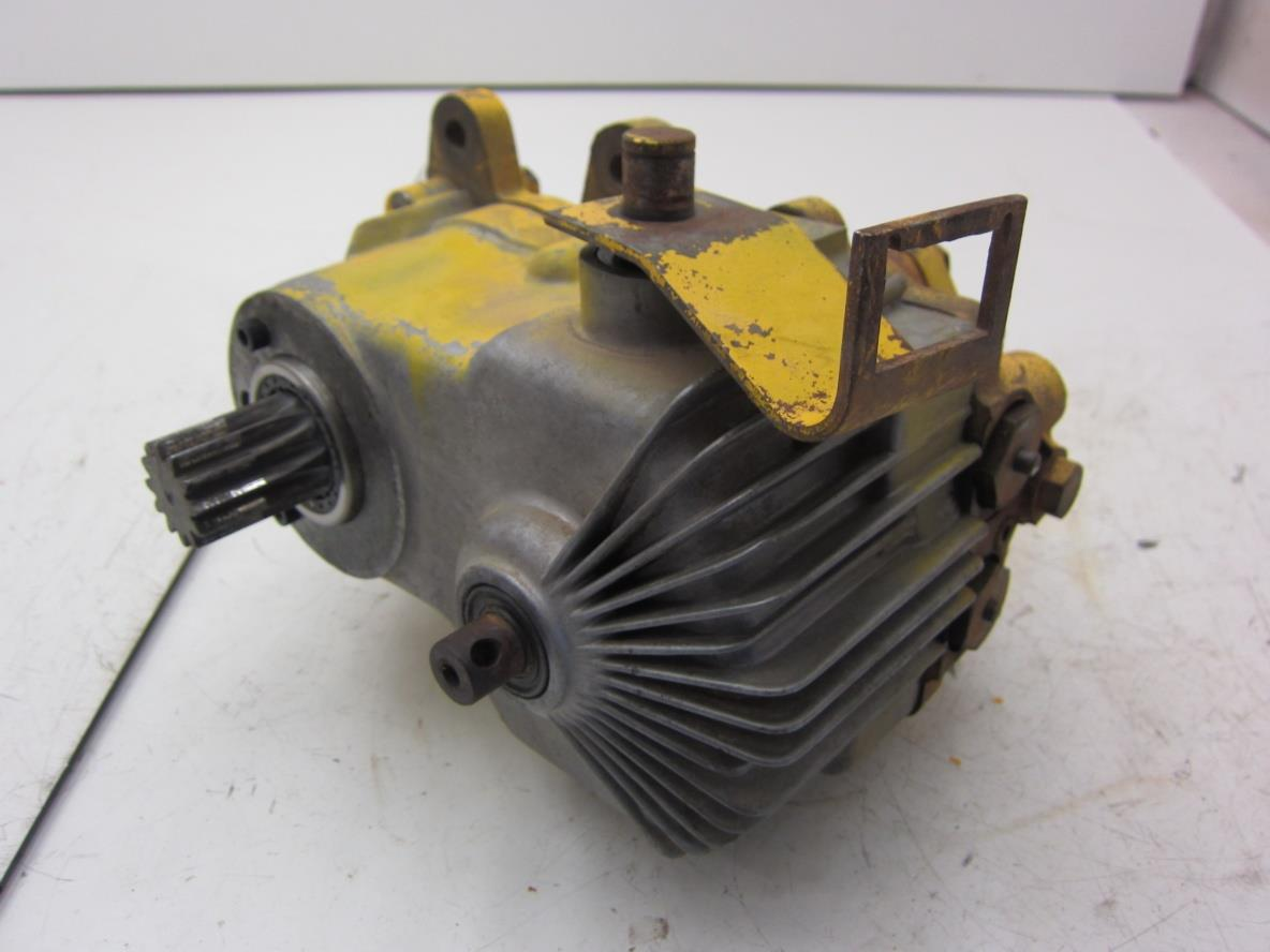 Hydrostatic Transmission Animation : Hydrostatic drive transmissions pictures to pin on