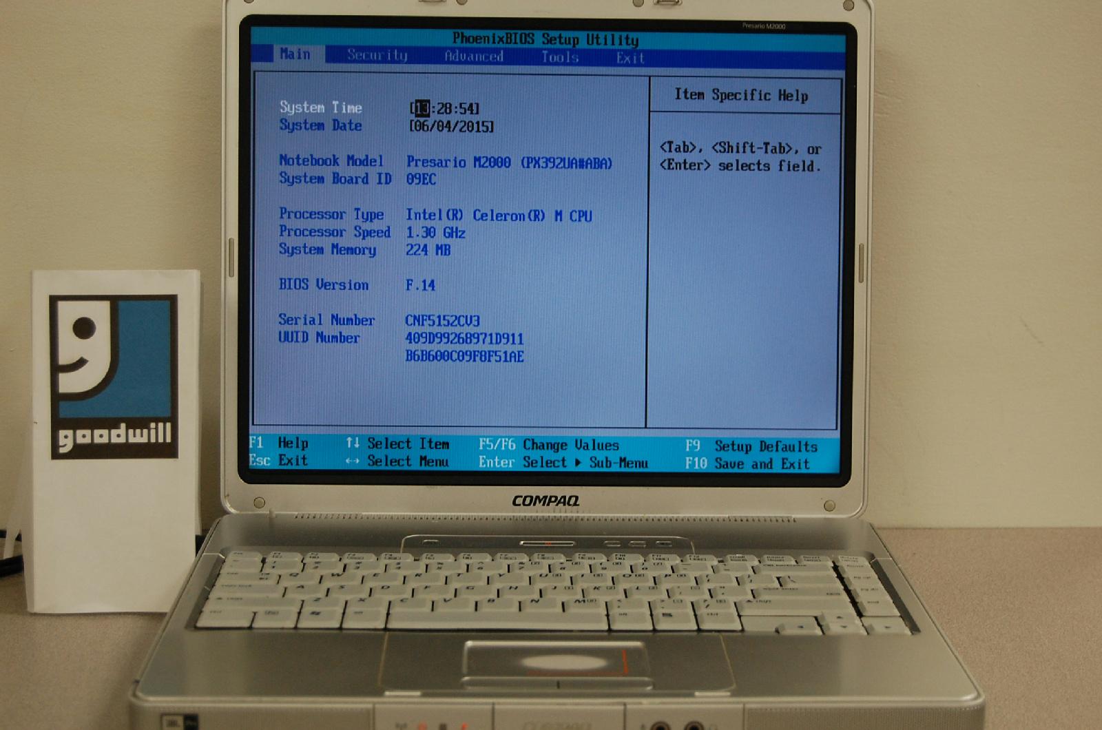 Dell pp22l wireless