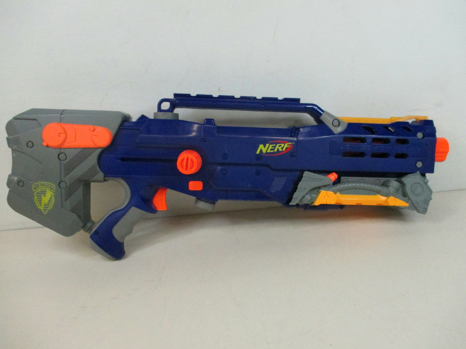 nerf n strike longshot cs 6 soft dart gun only ebay. Black Bedroom Furniture Sets. Home Design Ideas