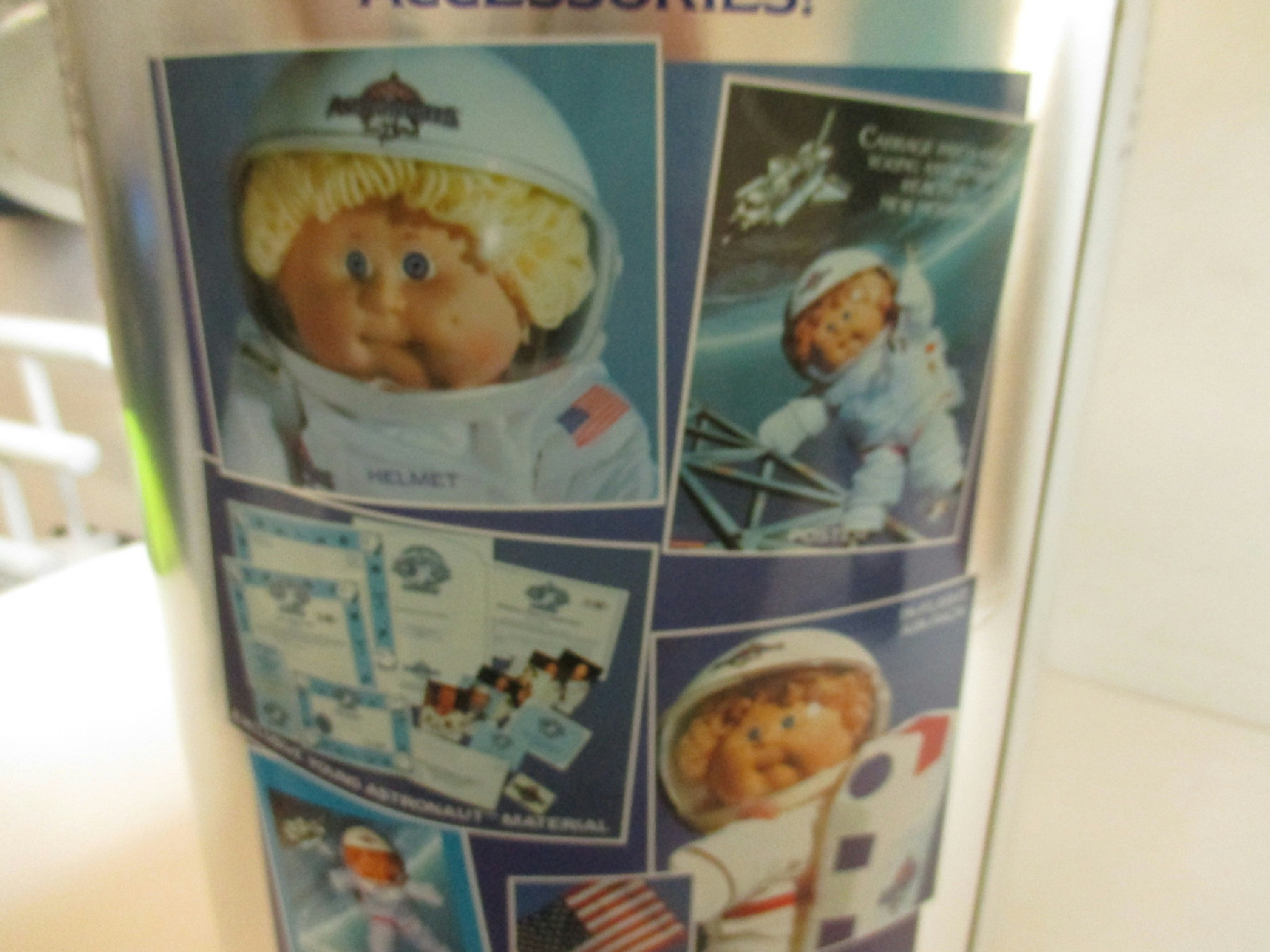 young astronauts cabbage patch doll - photo #26