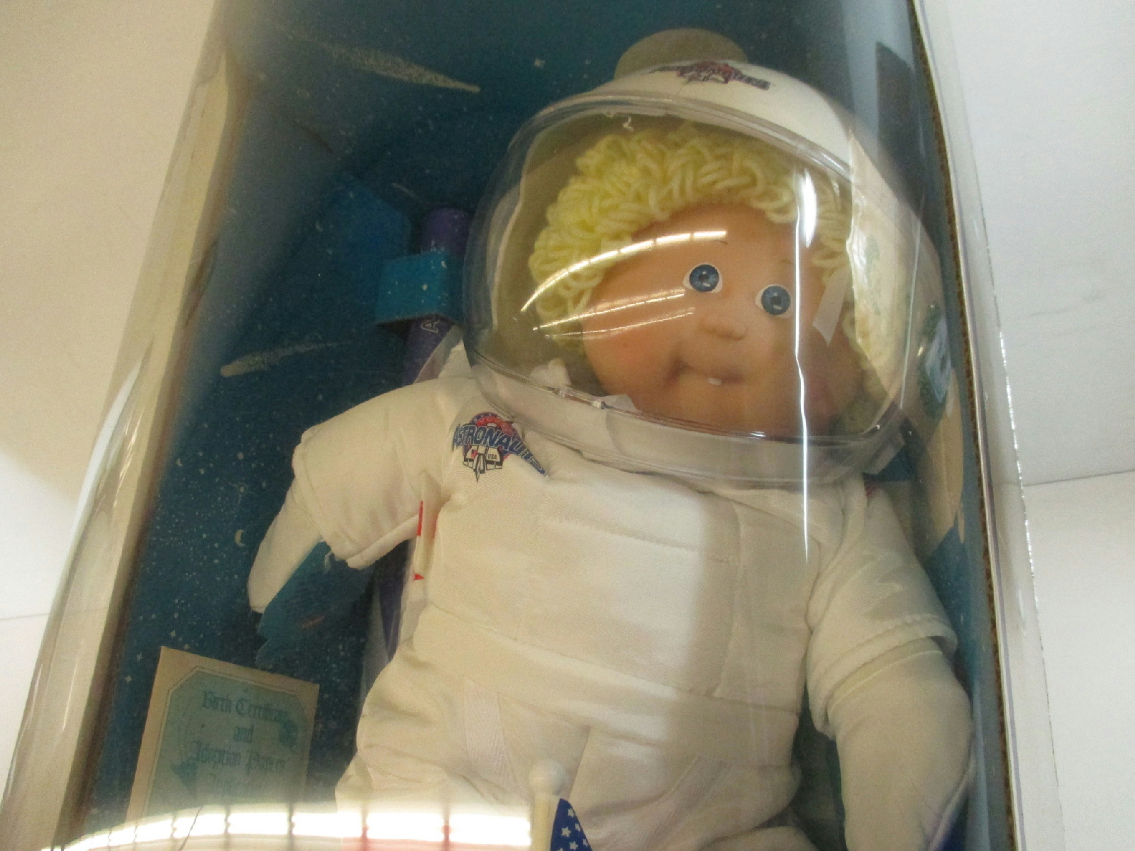 young astronauts cabbage patch doll - photo #27