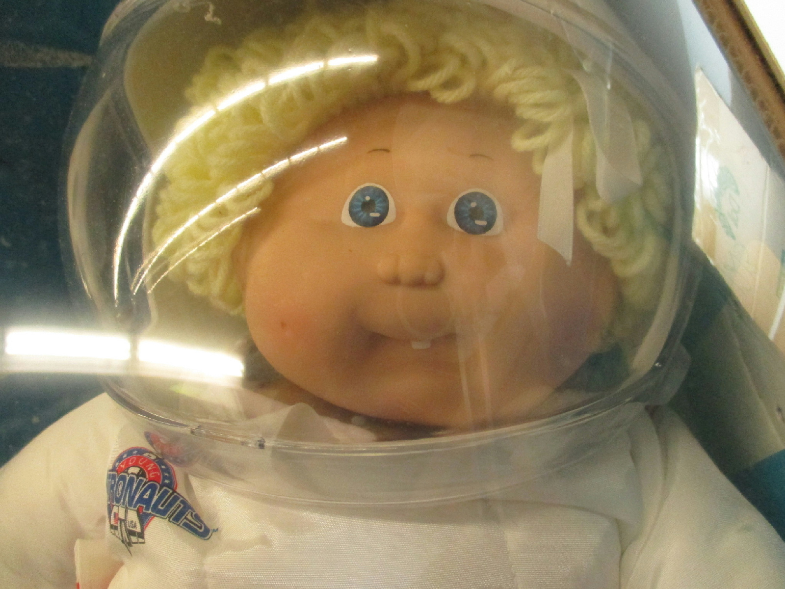 young astronauts cabbage patch doll - photo #19