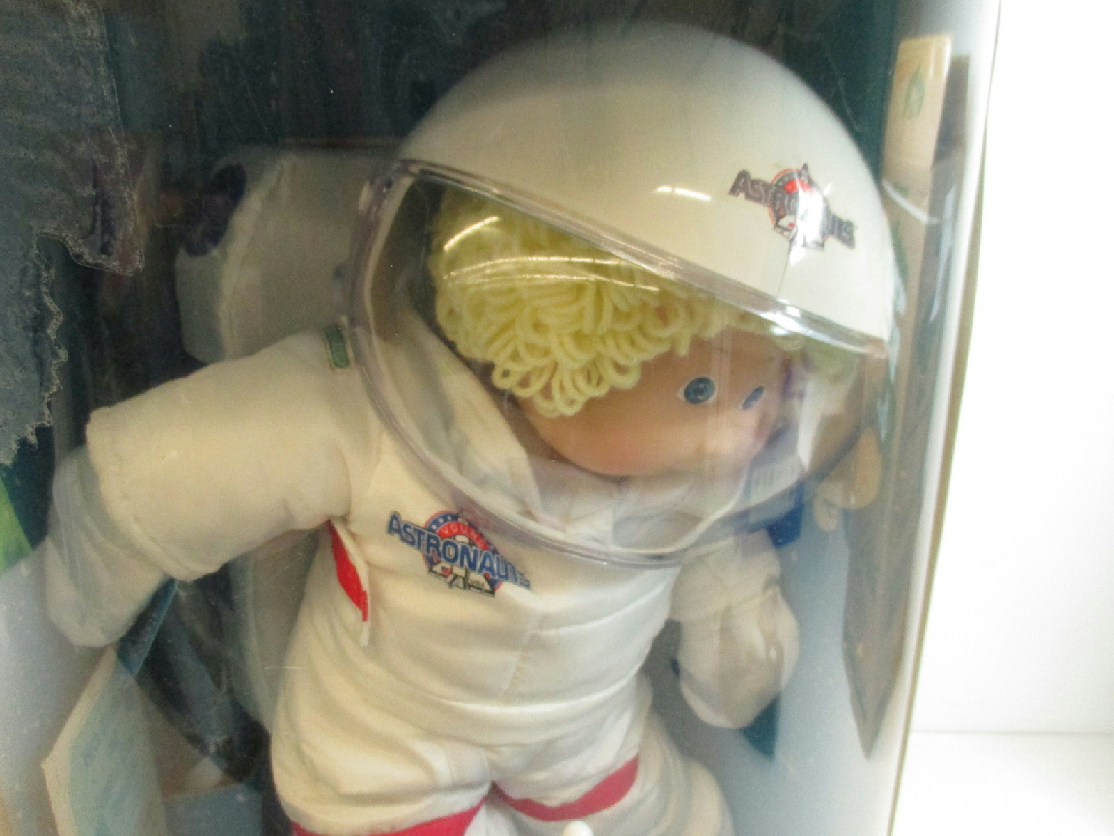 young astronauts cabbage patch doll - photo #25