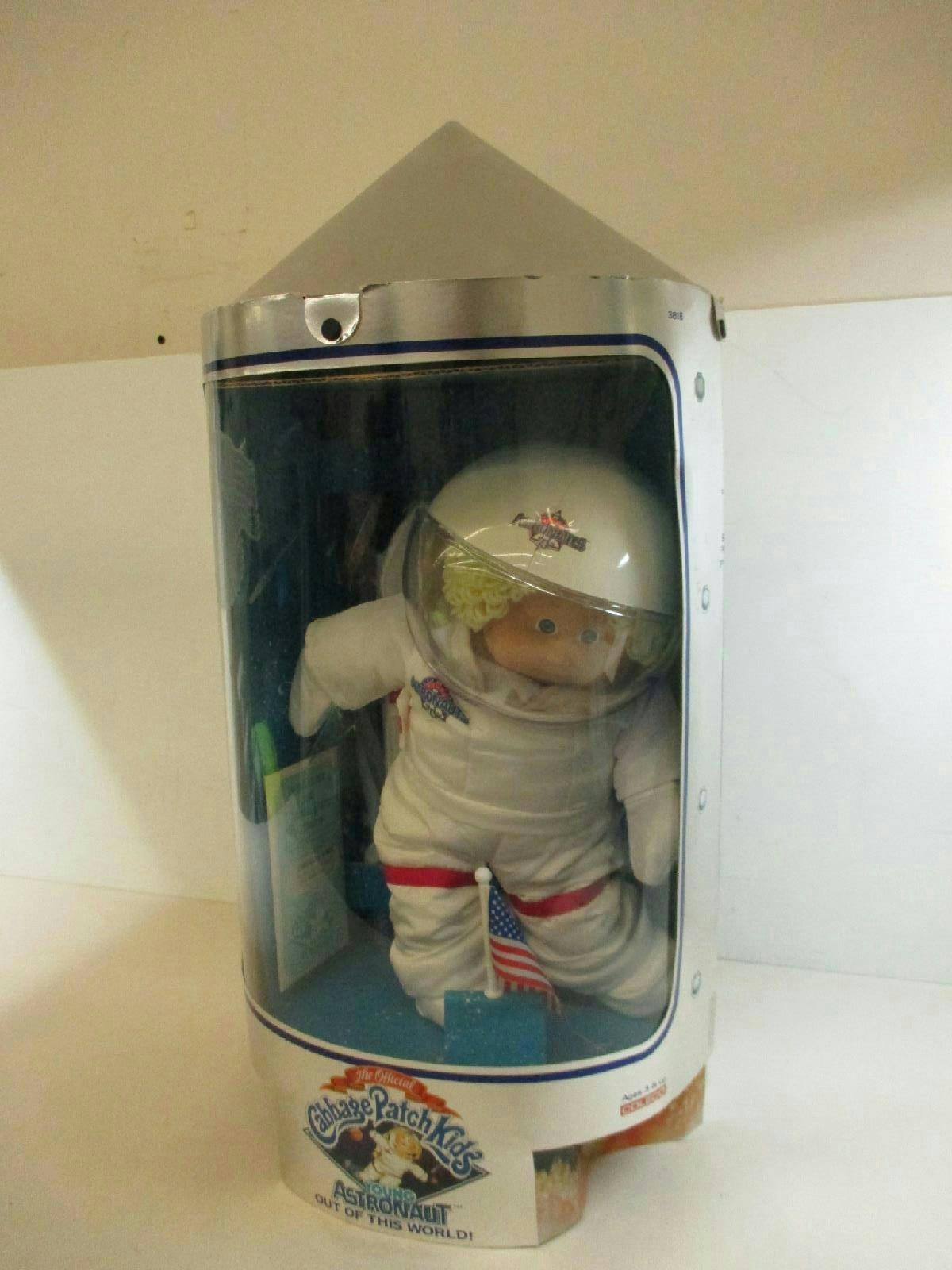 young astronauts cabbage patch doll - photo #20