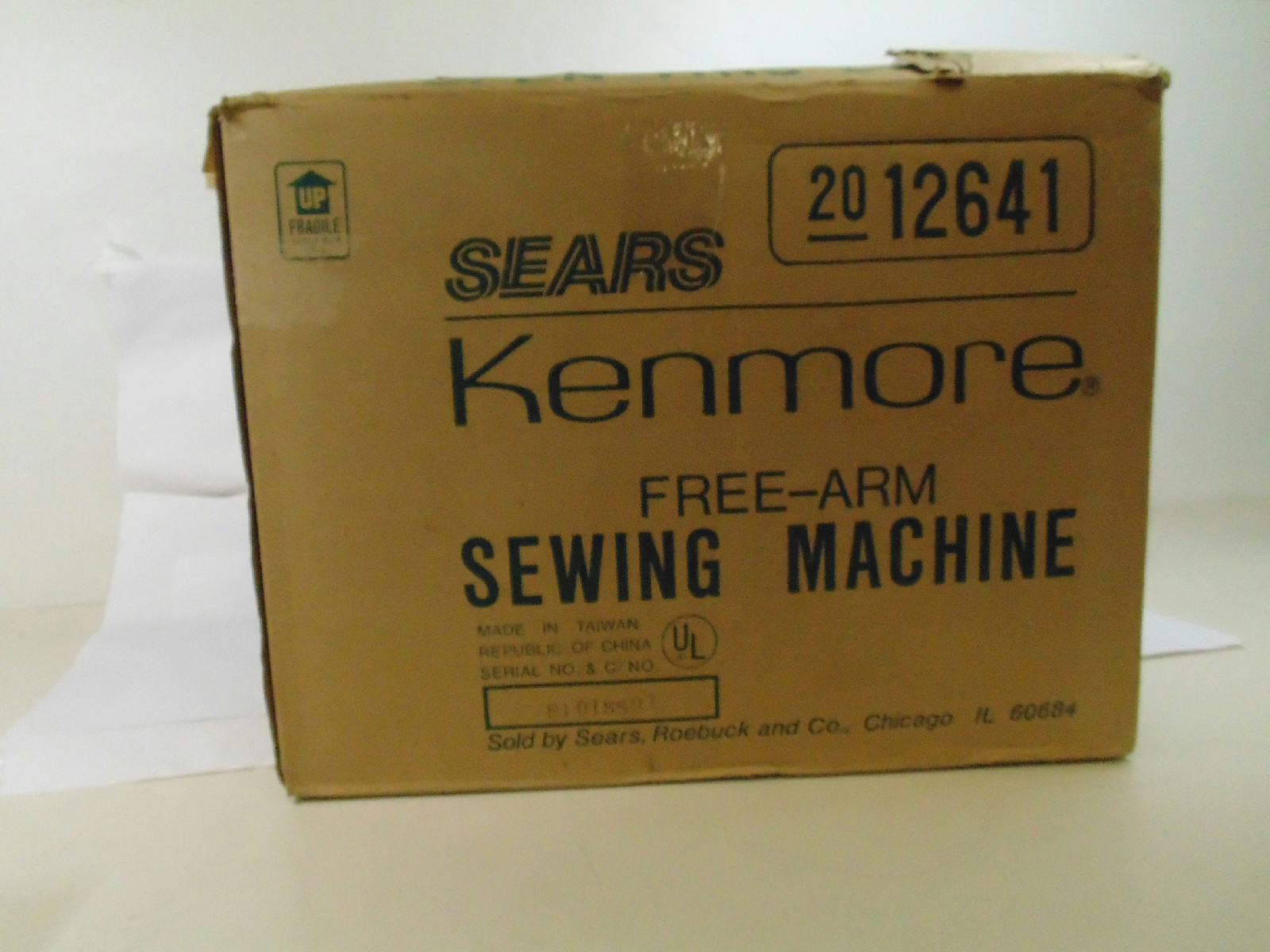 kenmore 10 stitch sewing machine manual