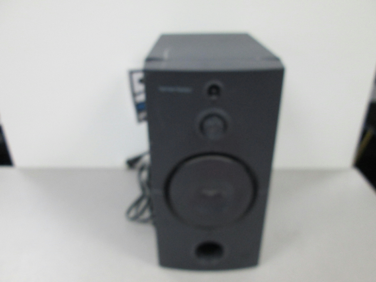 harman kardon model hk395 powered subwoofer ebay. Black Bedroom Furniture Sets. Home Design Ideas