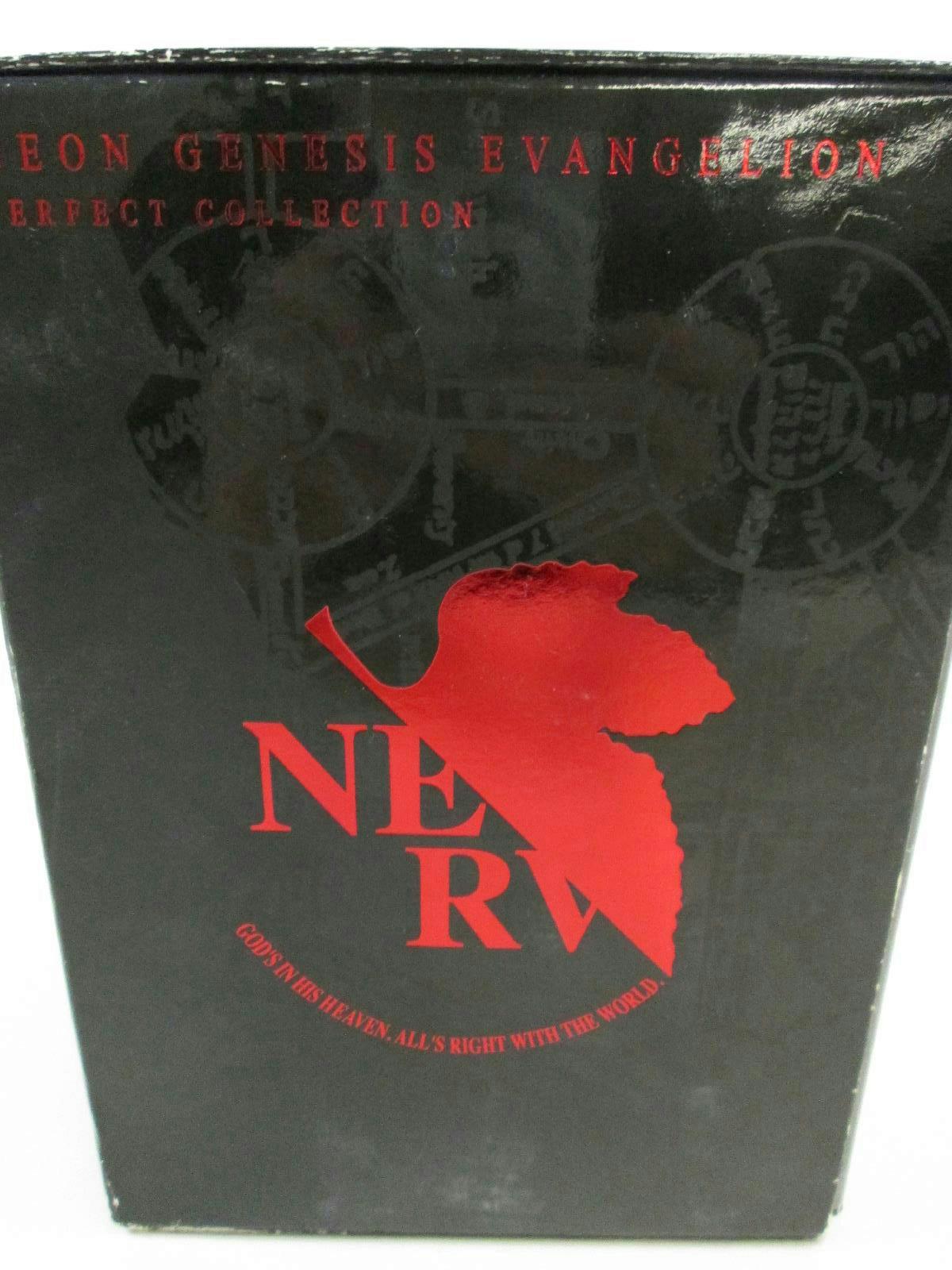 Neon Genesis Evangelion Perfect Collection DVD Box Set | eBay