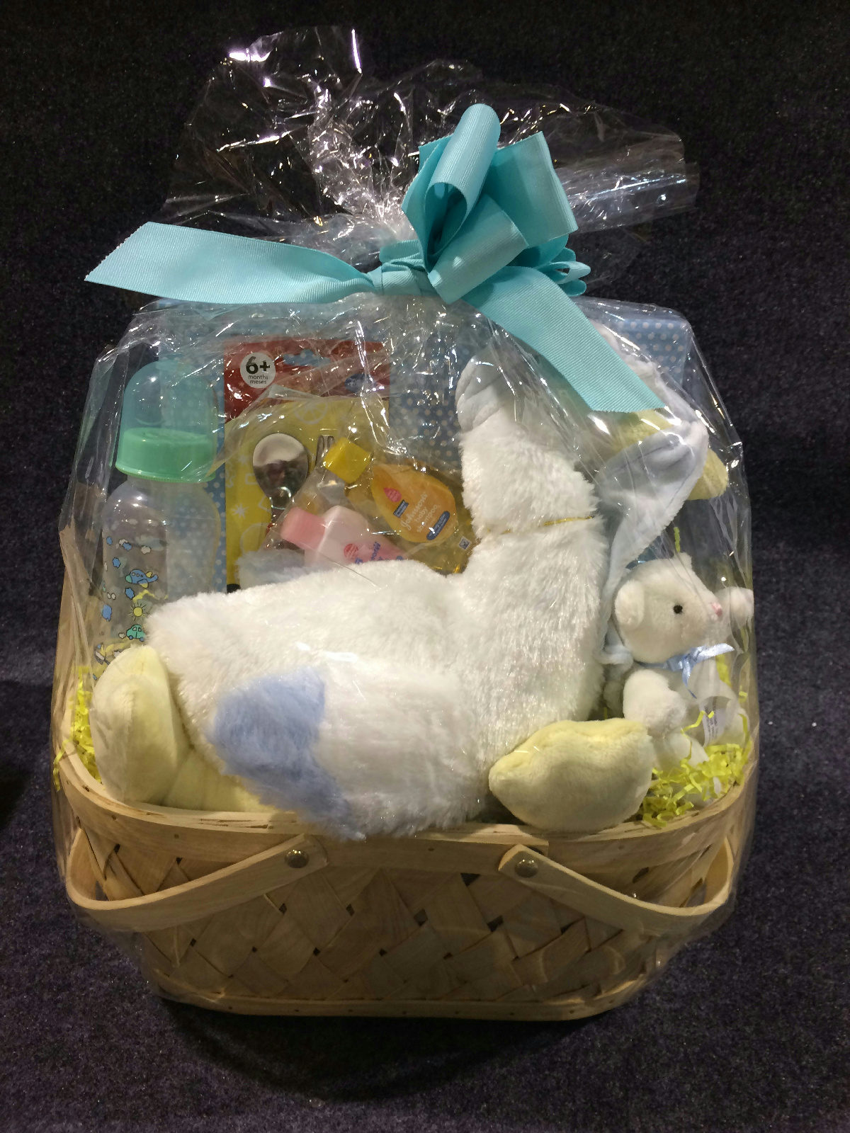 Baby Gift Delivered : California delicious gift basket special stork delivery
