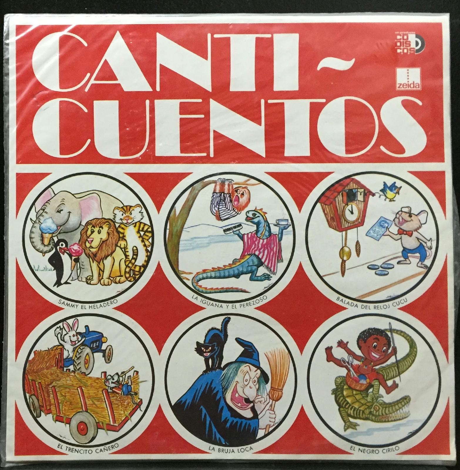 canticuentos colombianos