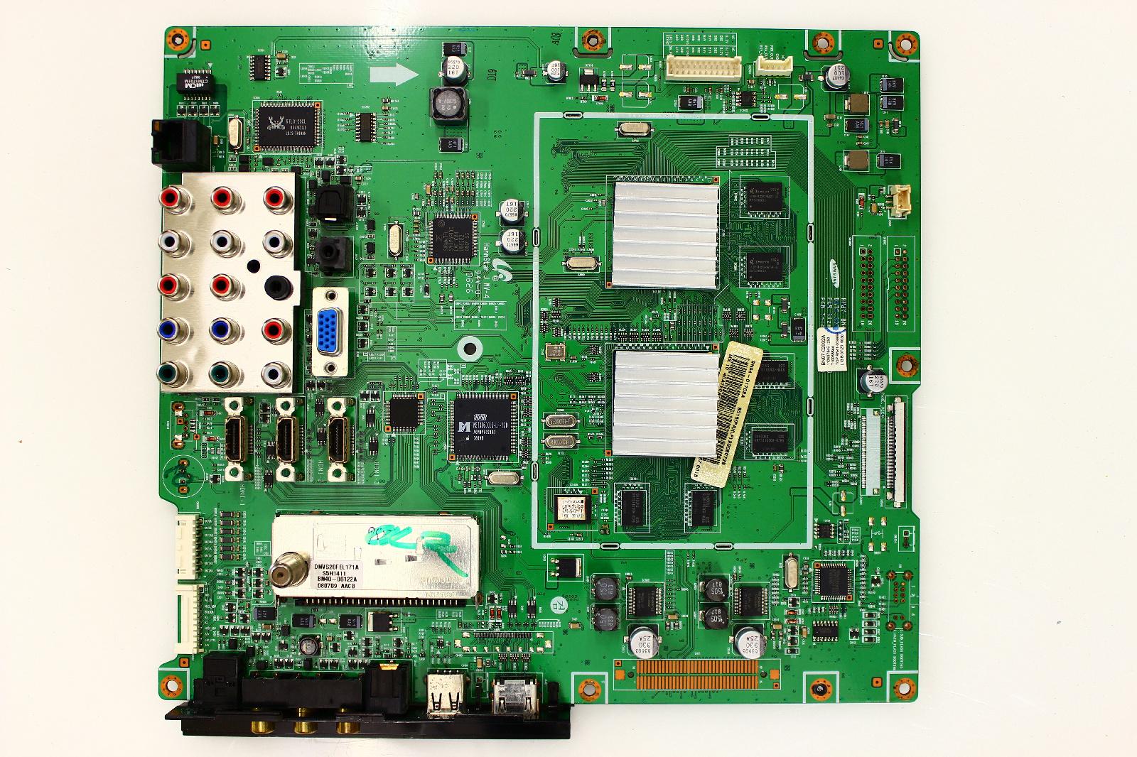 Samsung Ln40a750r1fxza Main Board Bn94 01708a Tvparts At Circuit For 46 Lcd Tv