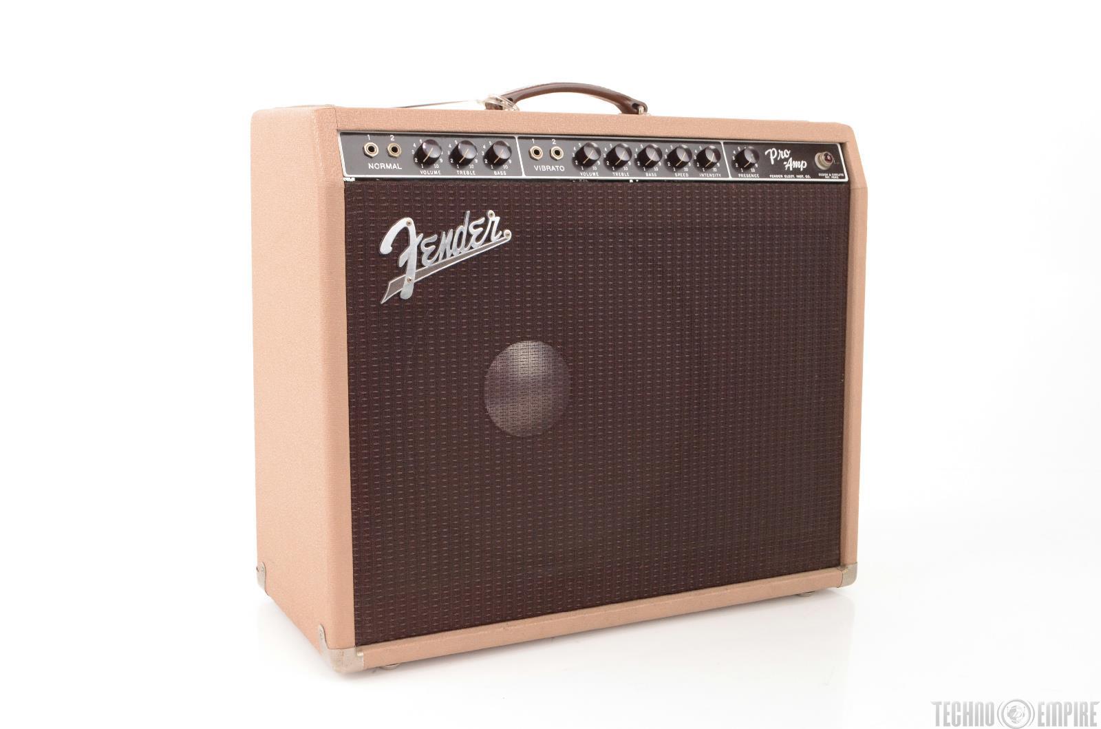 1960 fender pro amp brownface 6g5 1x15 jbl guitar combo amplifier 22516 ebay. Black Bedroom Furniture Sets. Home Design Ideas