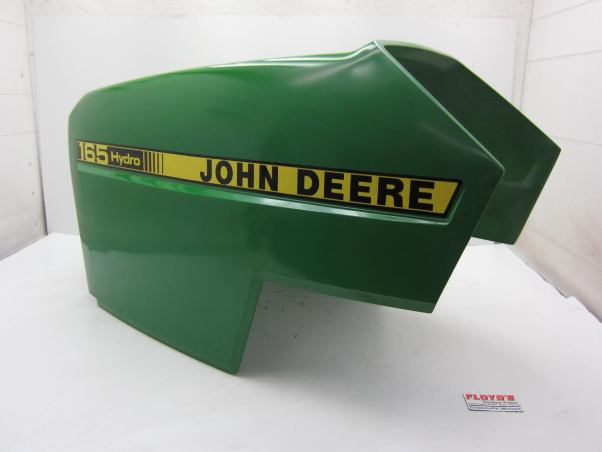 John Deere 165 Hydro Tractor Hood M89337