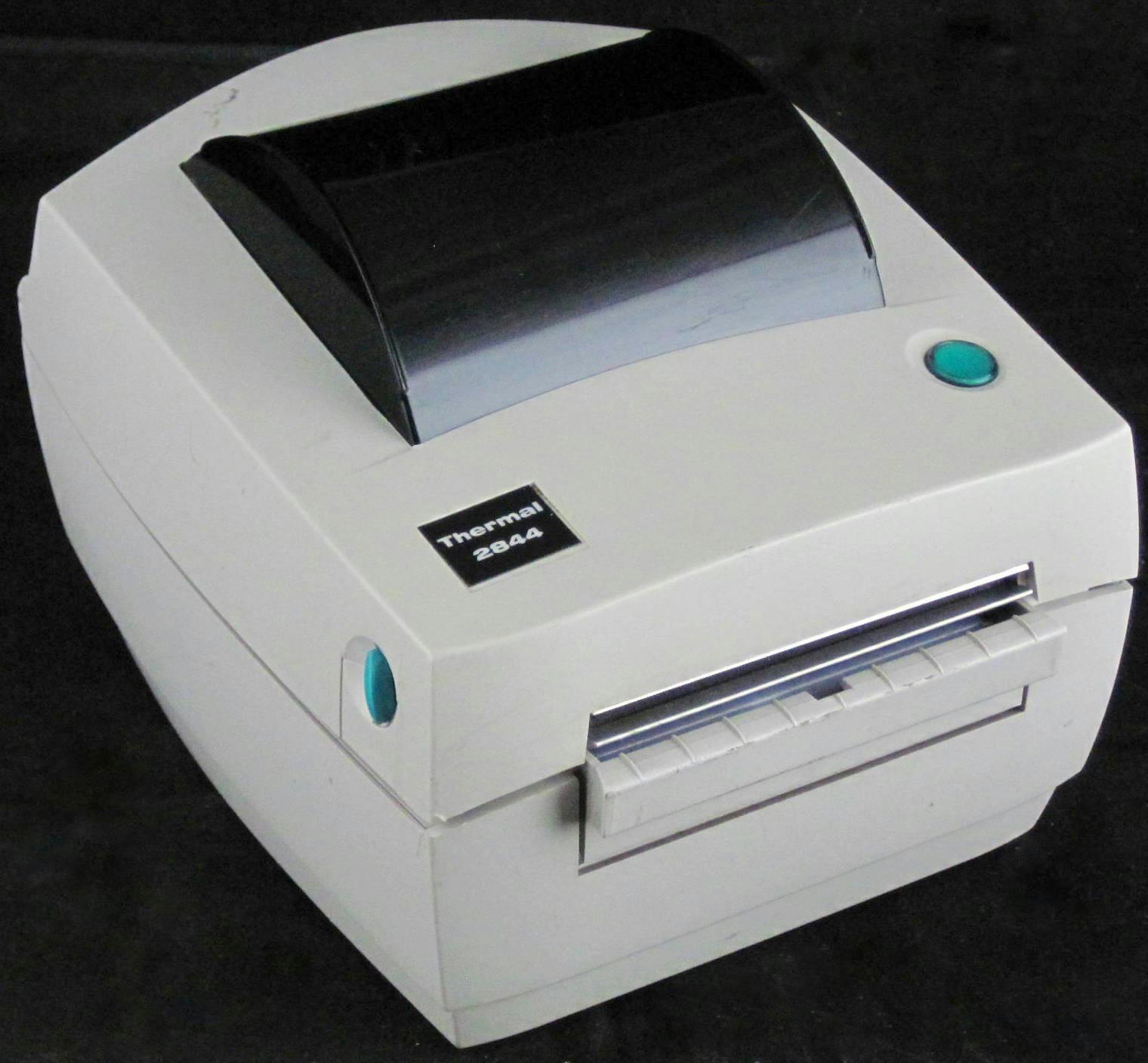 Zebra 2844 UPS LP2844 Thermal Label Printer 120765-001