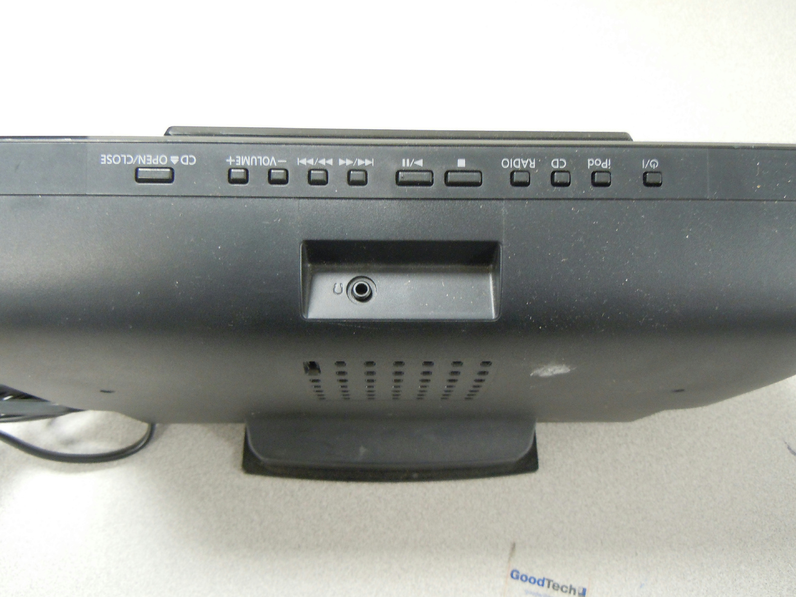 panasonic sc hc271 ipod dock cd player micro system ebay. Black Bedroom Furniture Sets. Home Design Ideas