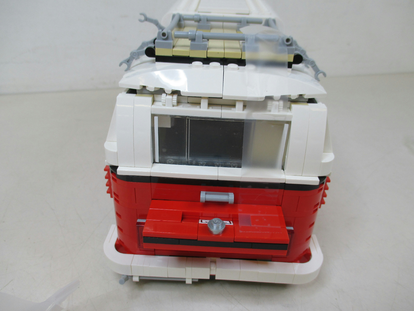lego creator 10220 volkswagon vw t1 camper van 1962 bus. Black Bedroom Furniture Sets. Home Design Ideas
