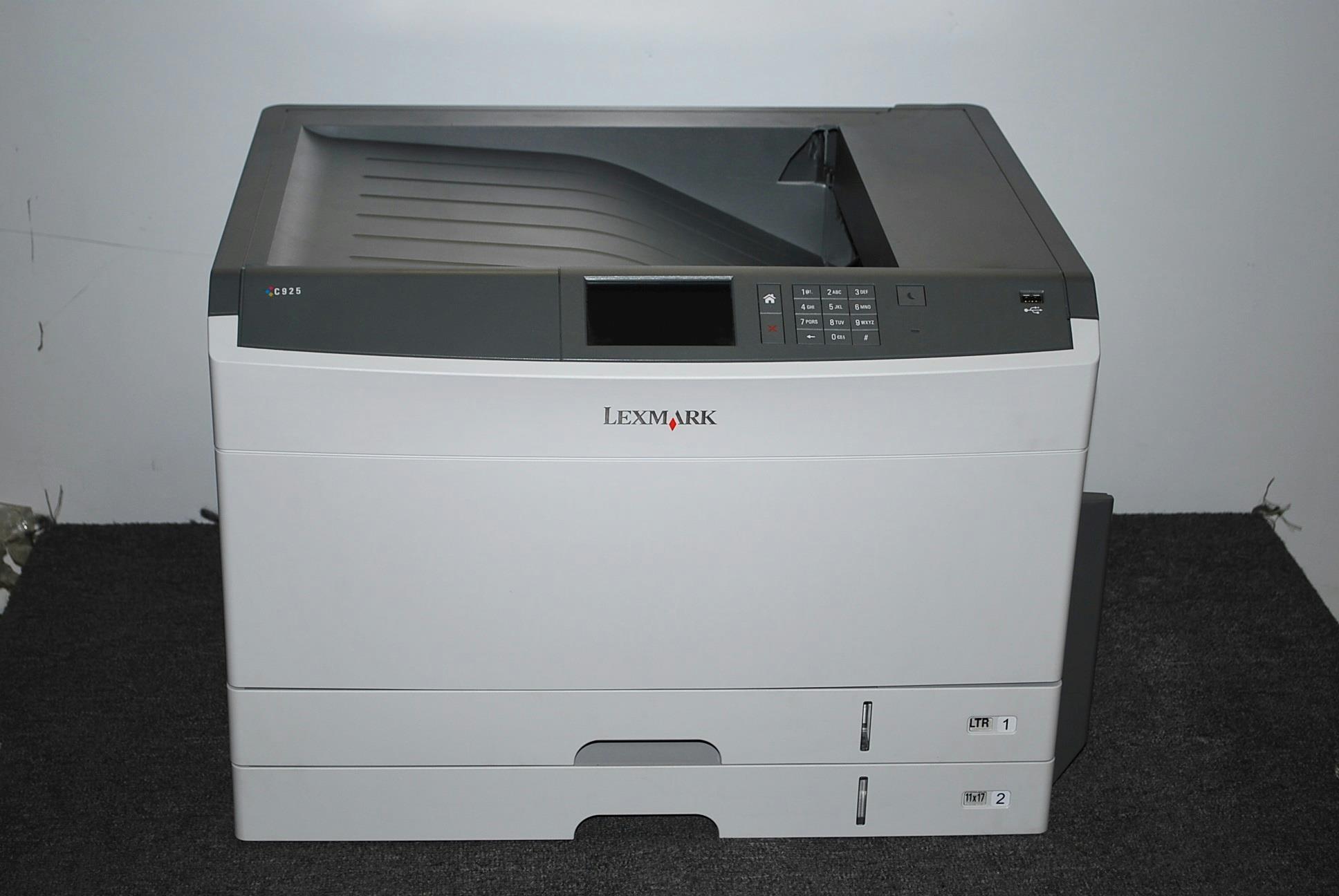 Lexmark X925 Printer Universal PCL5e Drivers for Windows