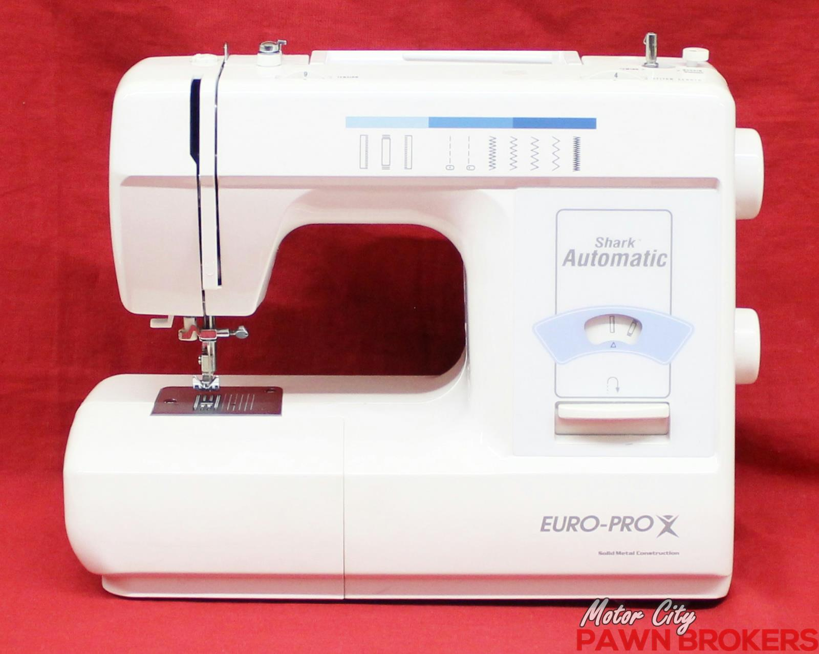 euro pro sewing machine lookup beforebuying. Black Bedroom Furniture Sets. Home Design Ideas