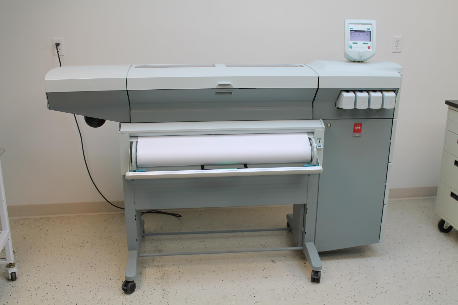 OCE TCS500 Productive Wide Format Color Printer/Plotter
