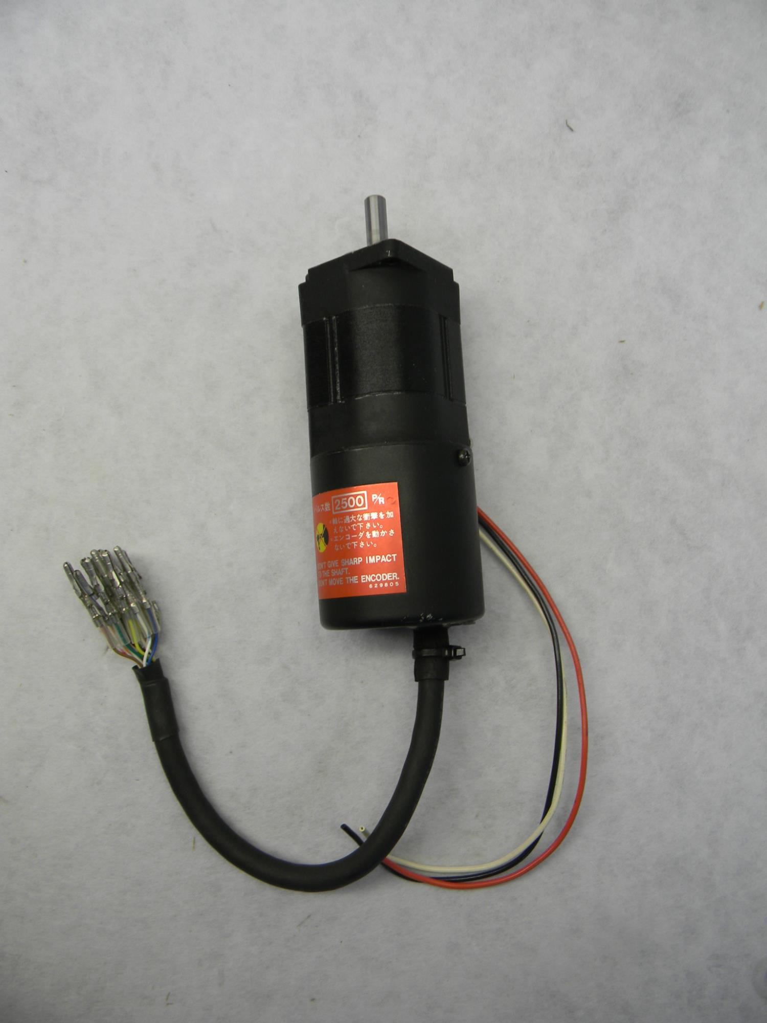 Panasonic Ac Servo Motor Mfa003lc5ns Matsushita Martlocal