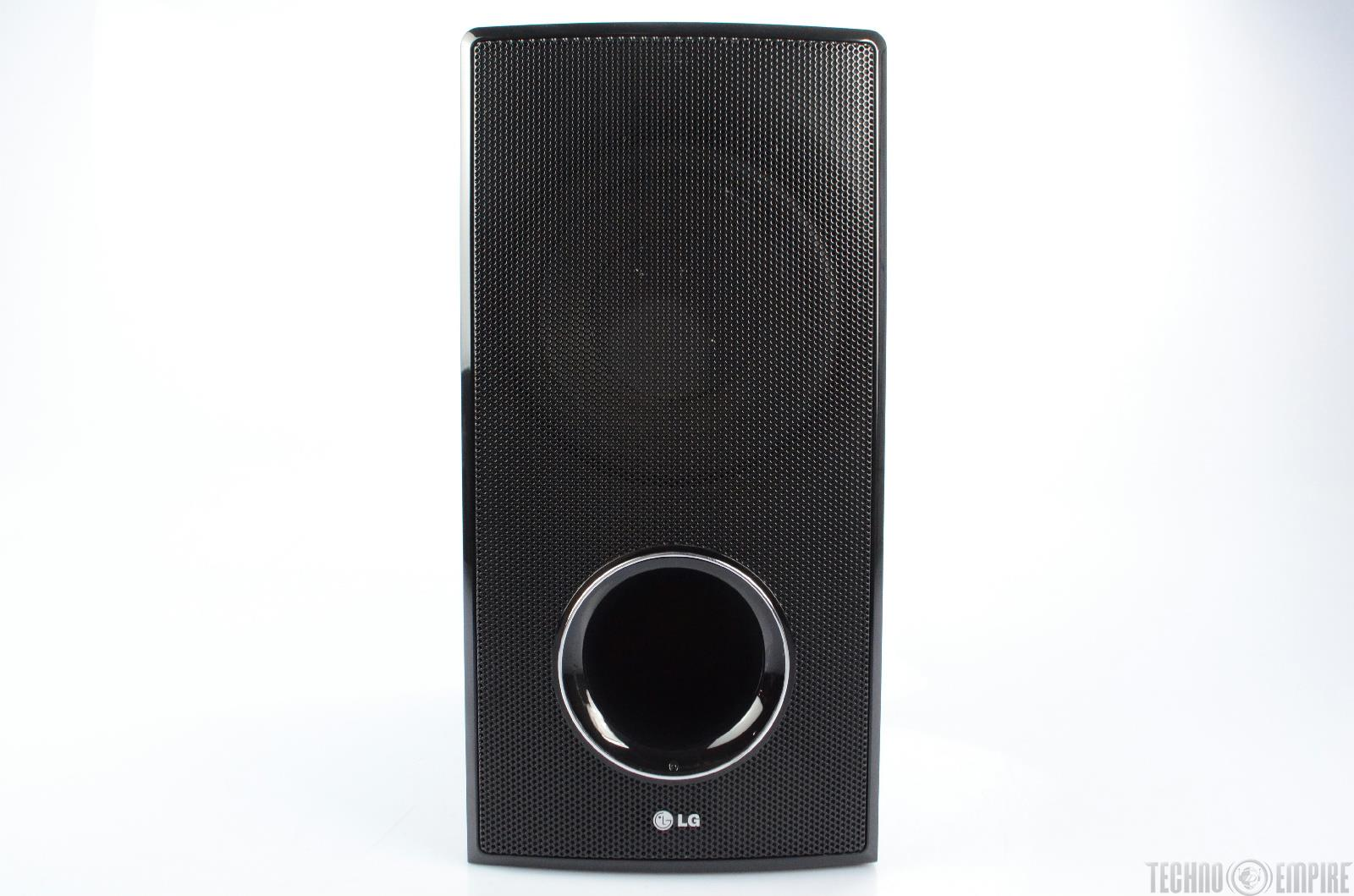 Lg Shs36 D Wireless Bluetooth Active Subwoofer For Sound
