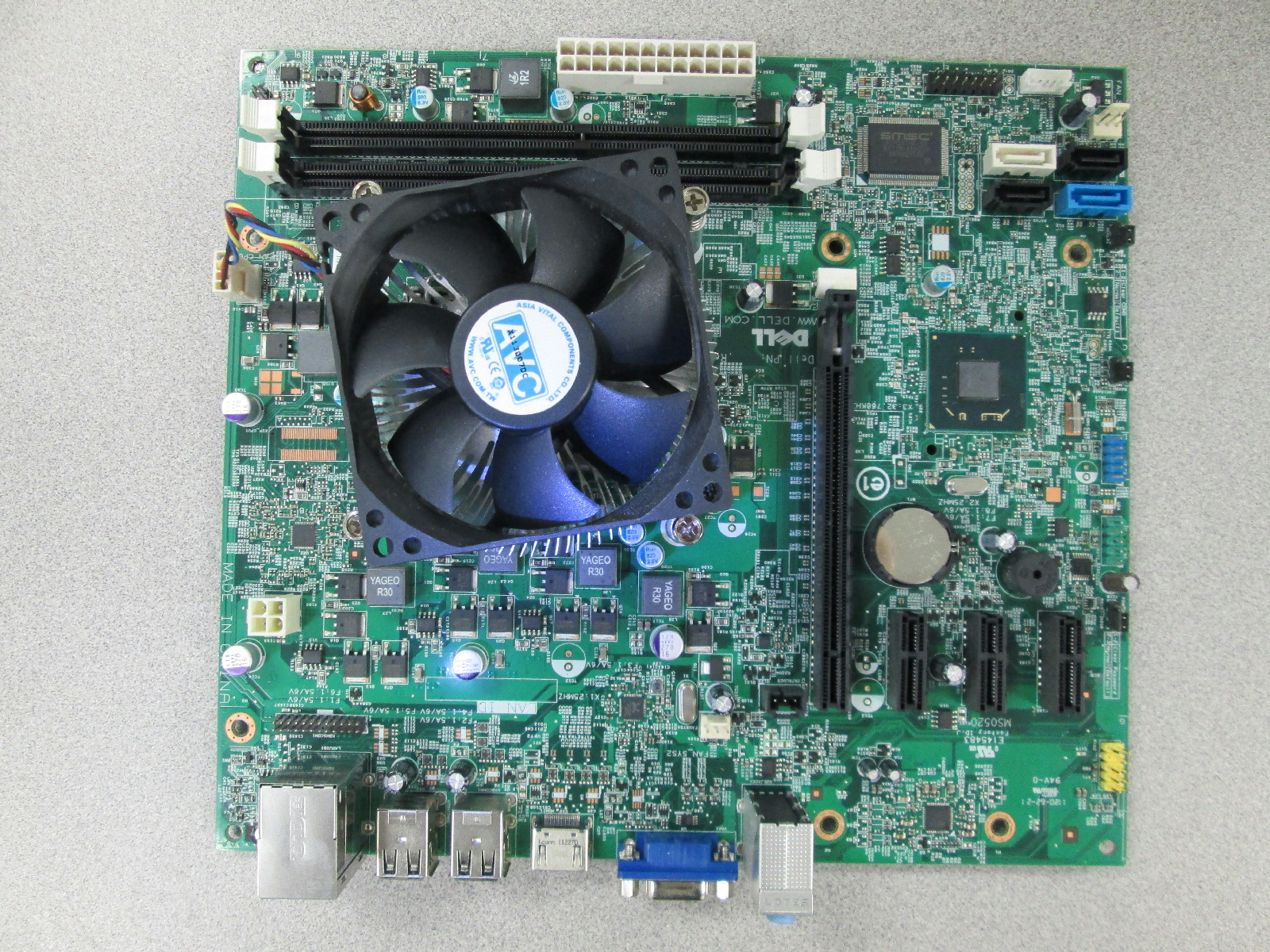MIH61R-MB Micro-ATX Motherboard LGA1155 | eBay