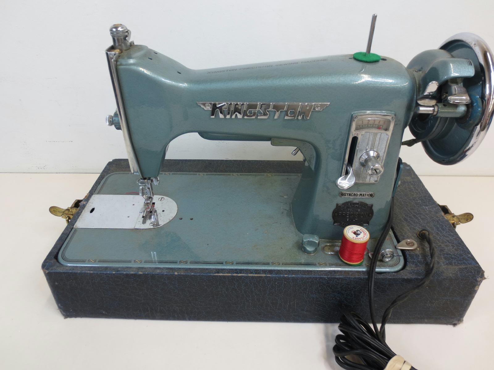 deluxe precision sewing machine