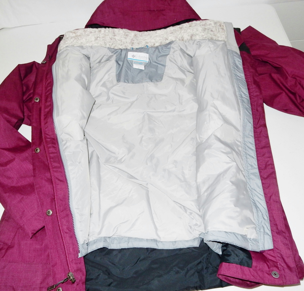 how to make an insulated grill jacket