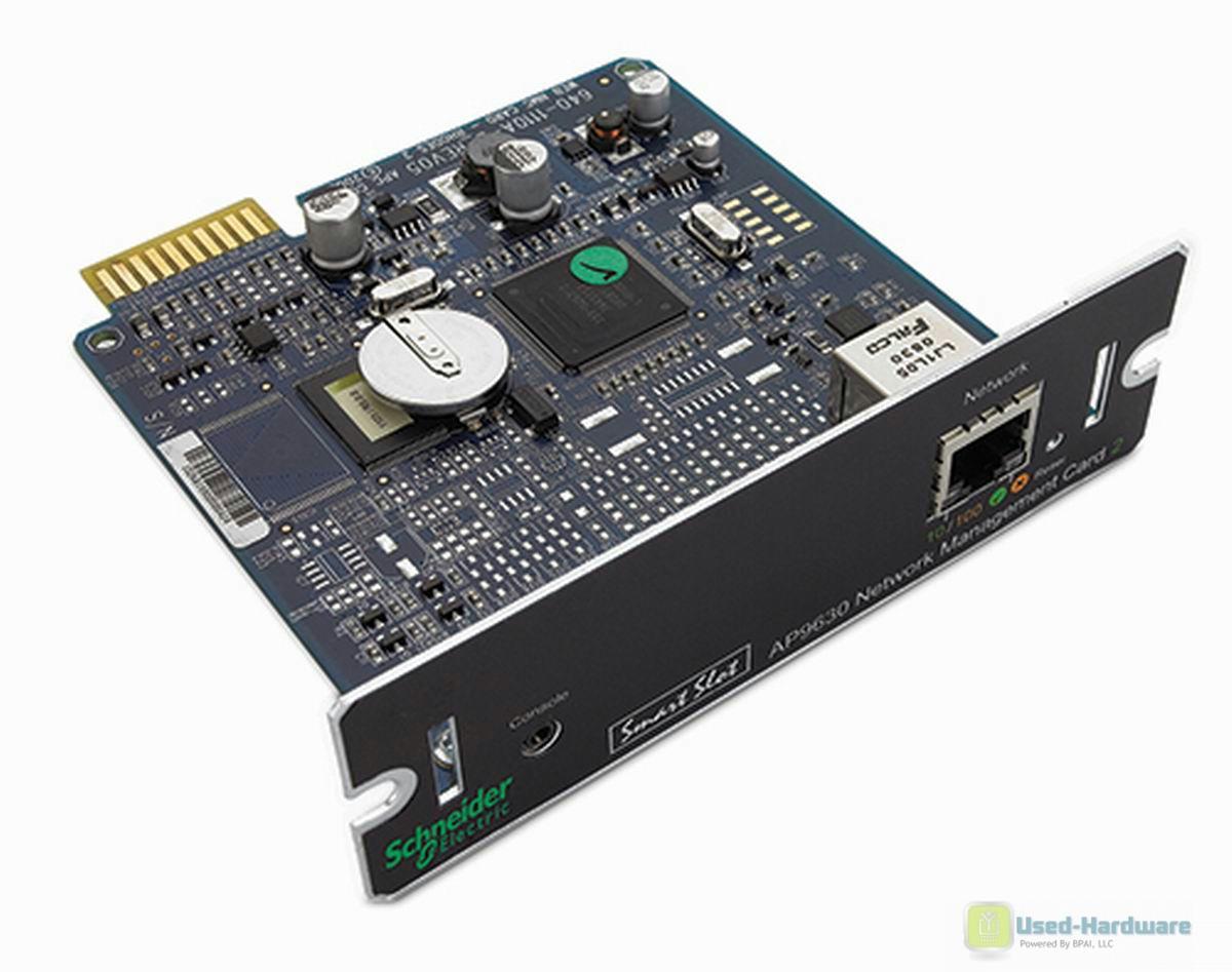APC AP9630 731304267416 NMC Smart-UPS Network Management Card 2 RJ ...