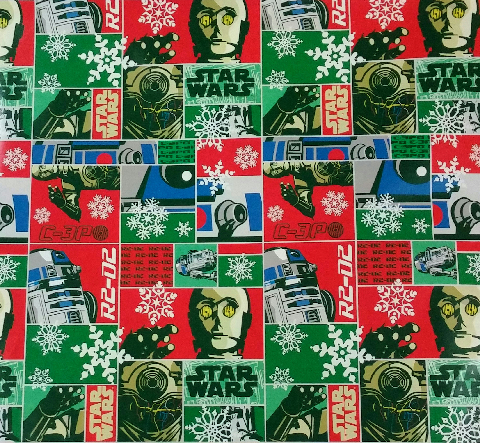 star wars wrapping paper Dress up your birthday and holiday gifts with hallmark gift wrap choose from wrapping paper, gift bags, bows, ribbons star wars™: the force awakens.
