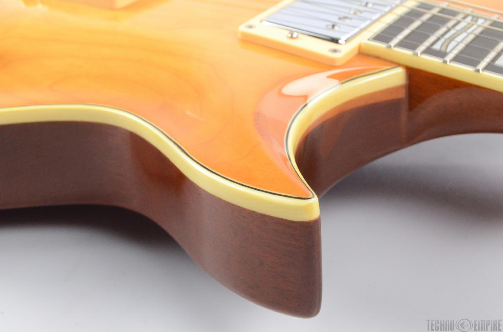Yamaha Weddington Custom Guitar