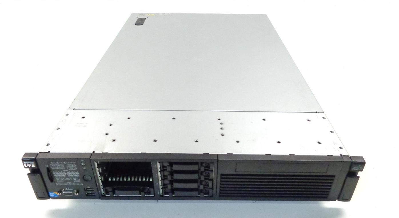 hp proliant dl380 g7 server 2x hex core xeon e5649 24gb pc3 10600 ebay. Black Bedroom Furniture Sets. Home Design Ideas