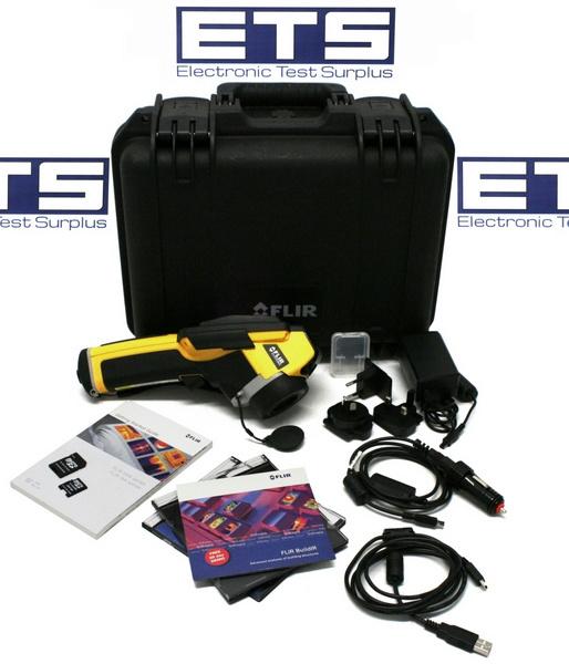 thermal imaging report template - flir systems b50 thermal imaging infrared ir camera imager