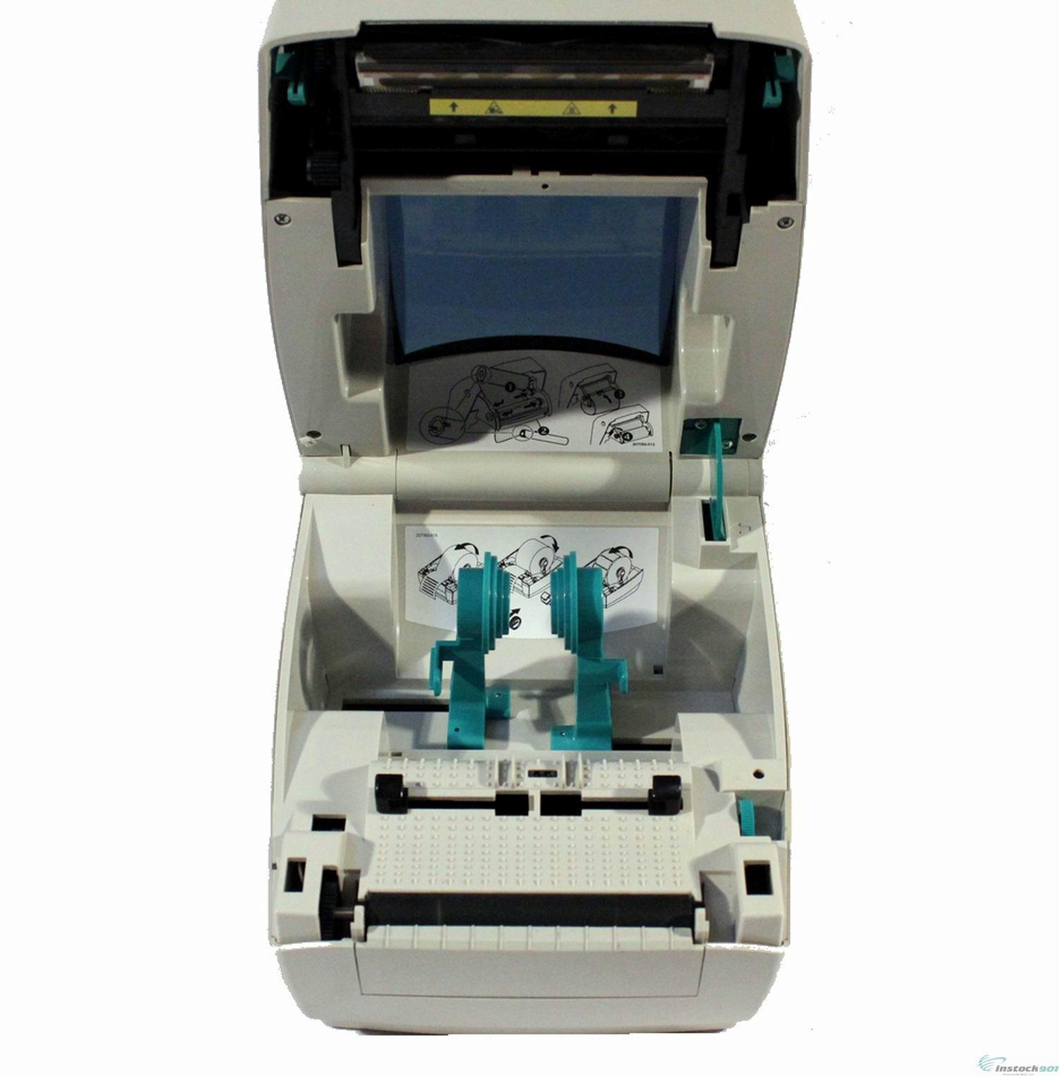 z 203c 0001 | Zebra TLP 2844-Z 284Z-10401-0001 Barcode Label Thermal ...