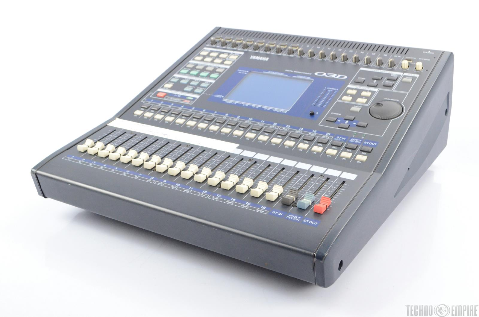 Yamaha 03d 16 channel digital audio mixing console 23215 for Yamaha sound console