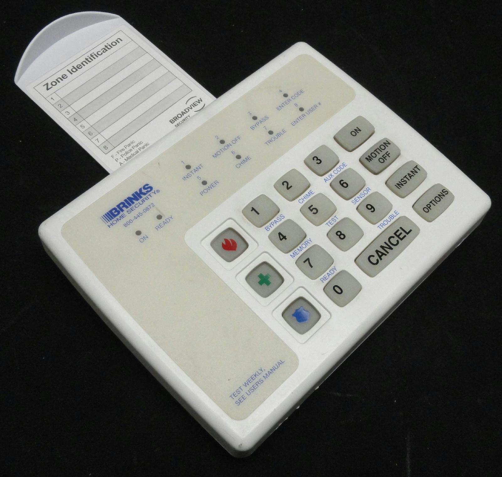Brinks Home Security Keypad 28 Images