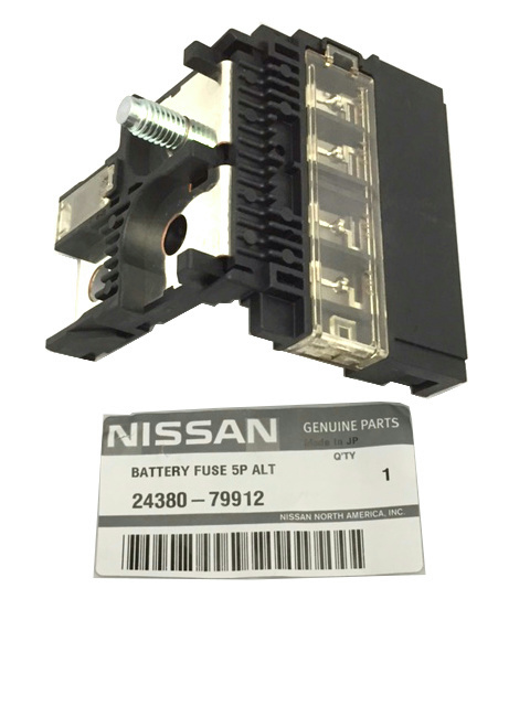 genuine nissan oem fusible link 24380 79912 ebay. Black Bedroom Furniture Sets. Home Design Ideas