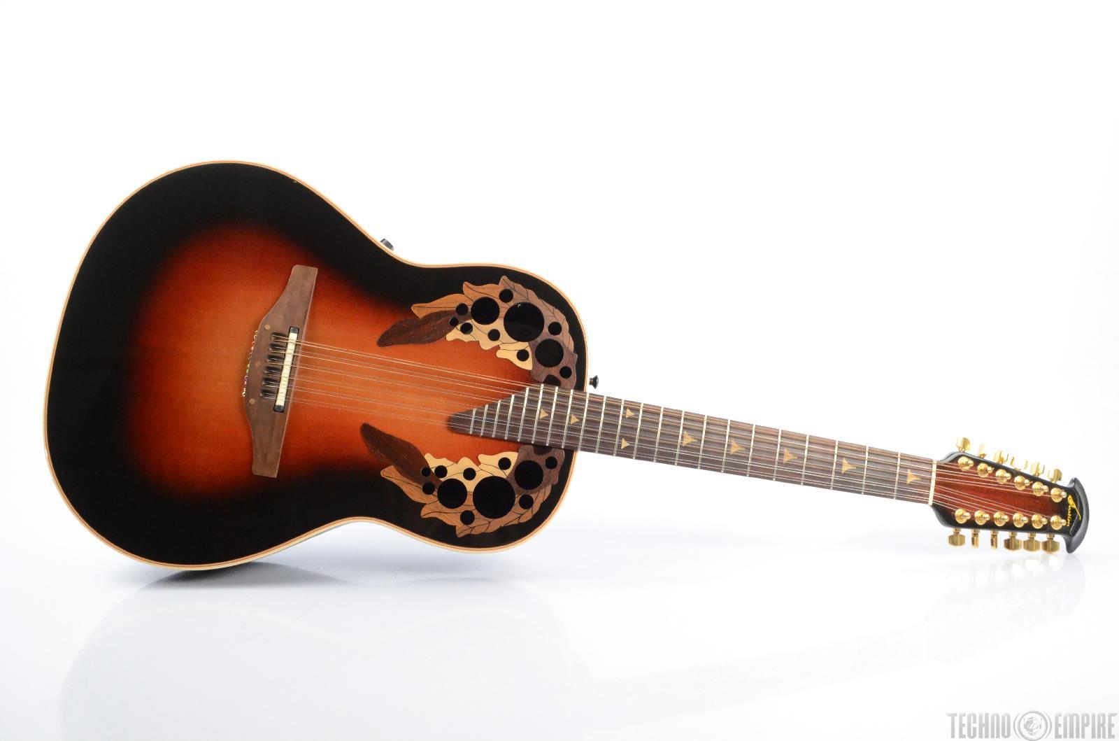 Guitars - Twelve Strings | Ovation Guitars
