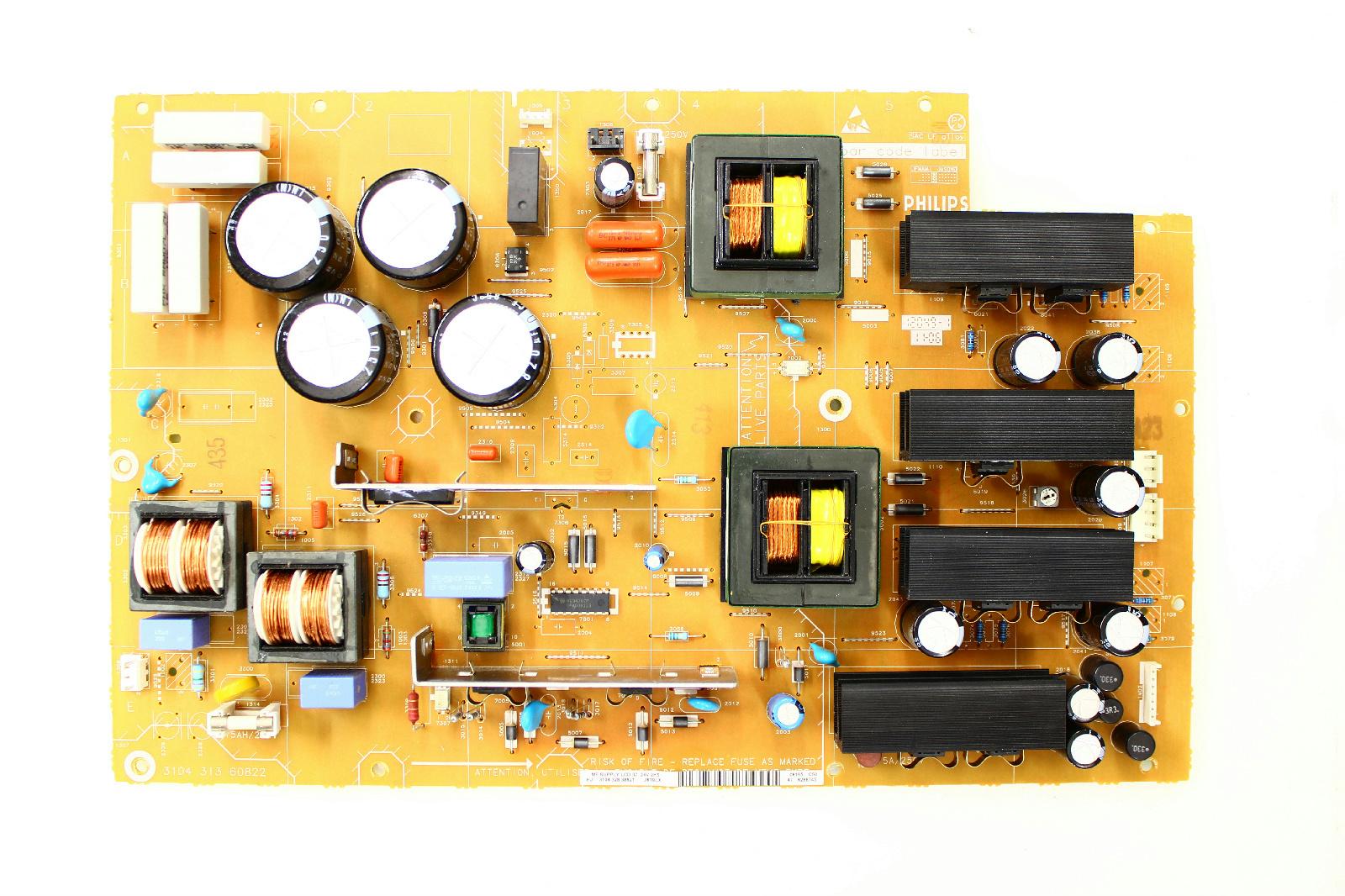 Philips 37HF7543/37 Power Supply 310432838621