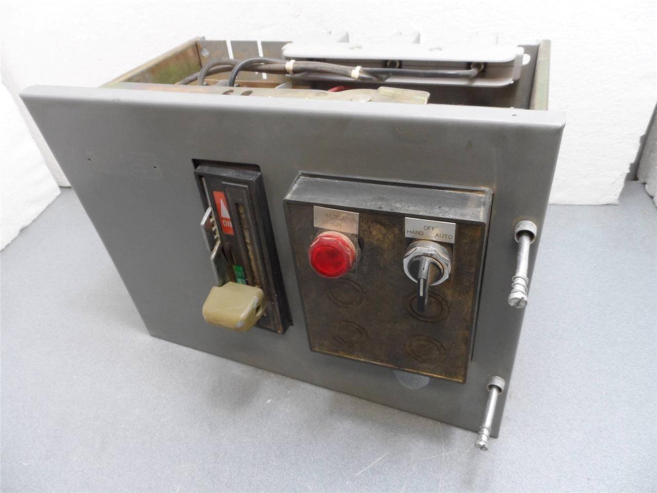 cutler hammer motor control center unit h373426 model