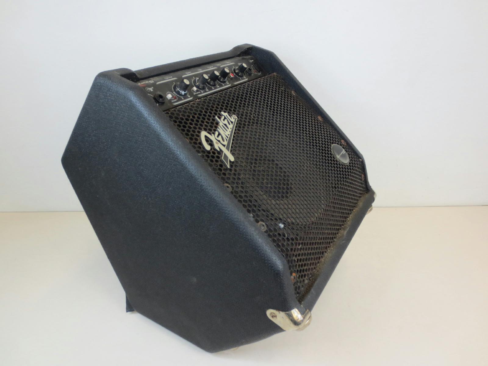 fender bassman 25 watt combo bass amp 10 speaker ebay. Black Bedroom Furniture Sets. Home Design Ideas
