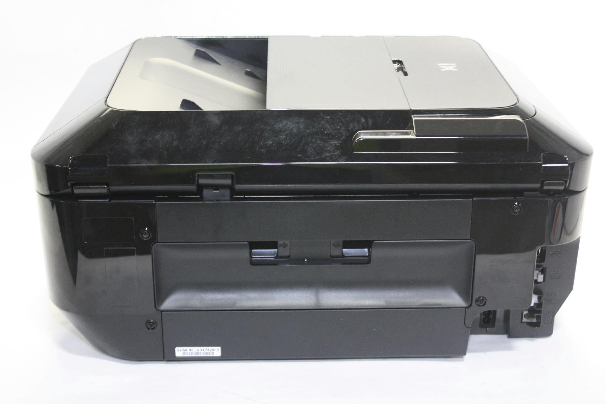 Canon 6992B002 USA PIXMA MX922 Wireless AIO Inkjet Printer ...