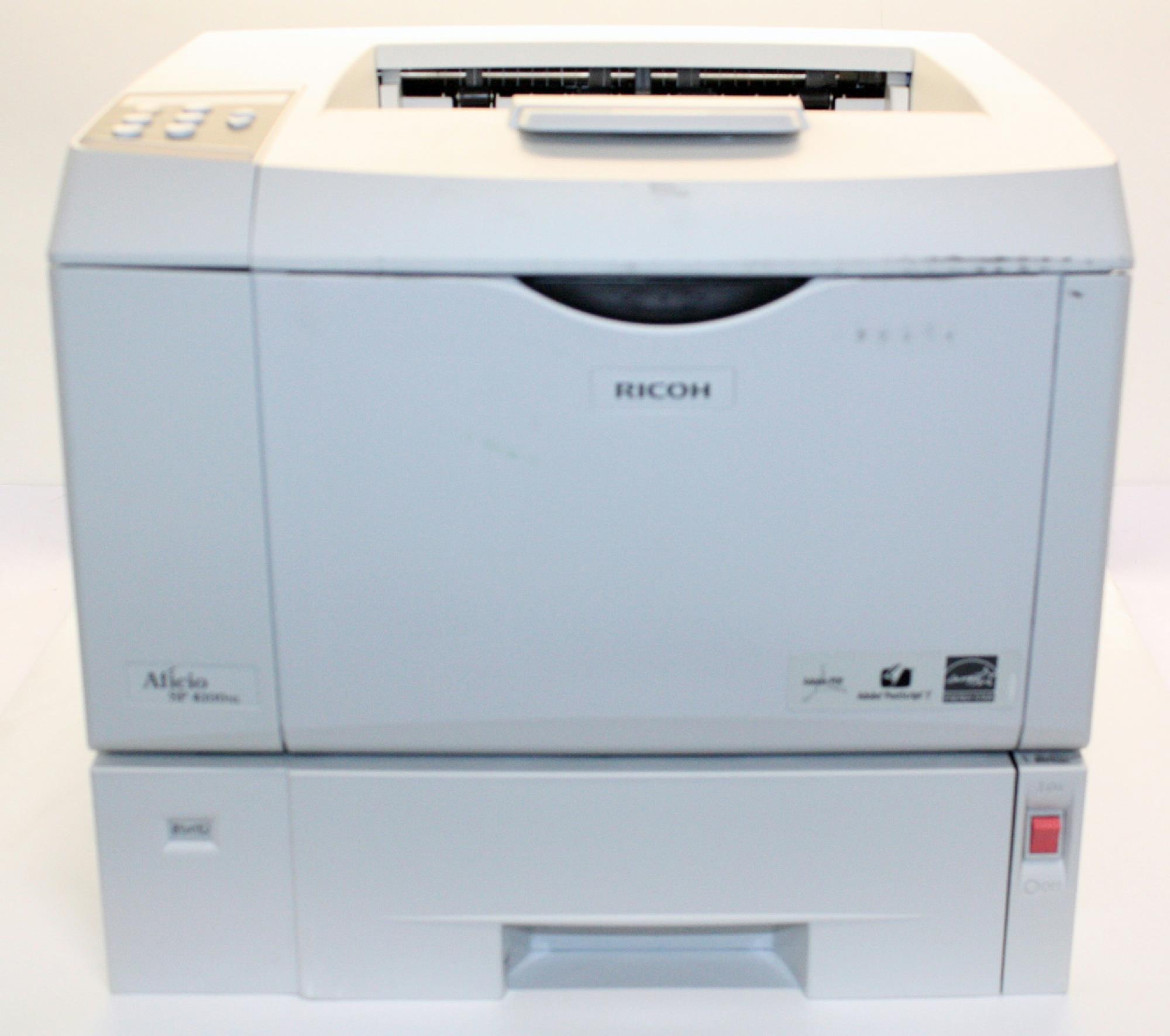 Ricoh Aficio SP 4100NL Multifunction PCL6 Treiber